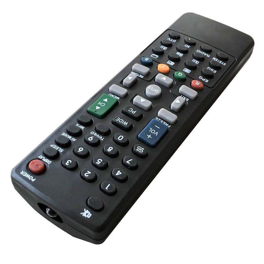 Remote Điều Khiển Dùng Cho TV LCD, TV LED SHARP RM-L1046