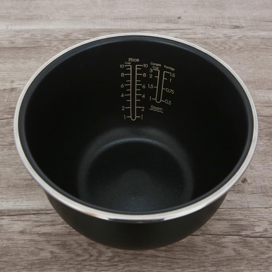 Nồi Cơm Điện Cao Tần Midea MB-HS5007 (1.8 Lít) - Hàng Chính Hãng
