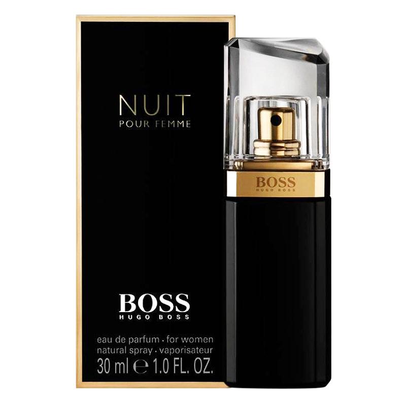 Nước Hoa Nữ Hugo Boss Nuit Pour Femme - Eau De Parfum