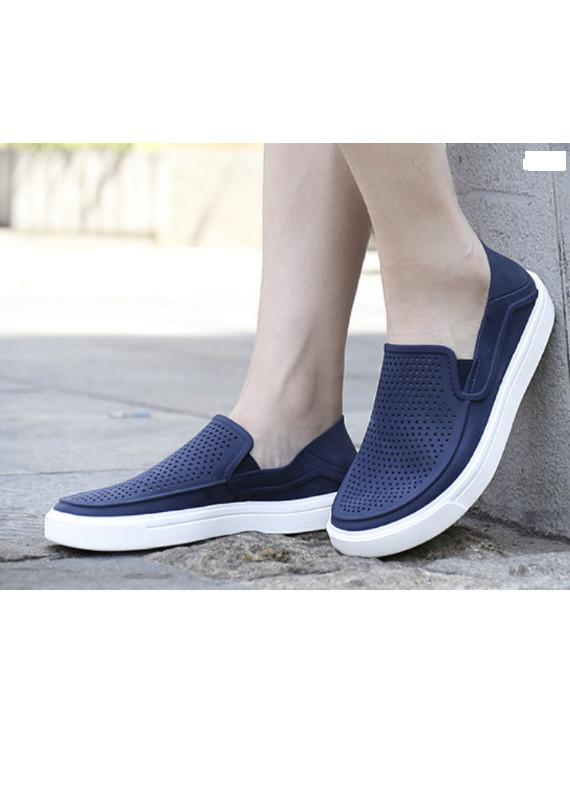 Giày nhựa nam đi mưa siêu nhẹ siêu thoáng CR6