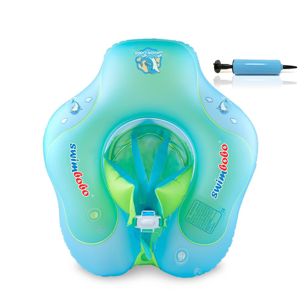 Phao bơi chống lật cho bé từ 1 tuổi đến 5 tuổi