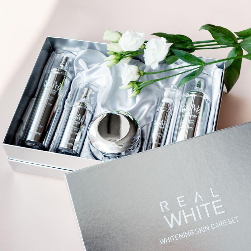 Tinh Chất Dưỡng Trắng Da Hàn Quốc Real White Treatment Serum 30ml