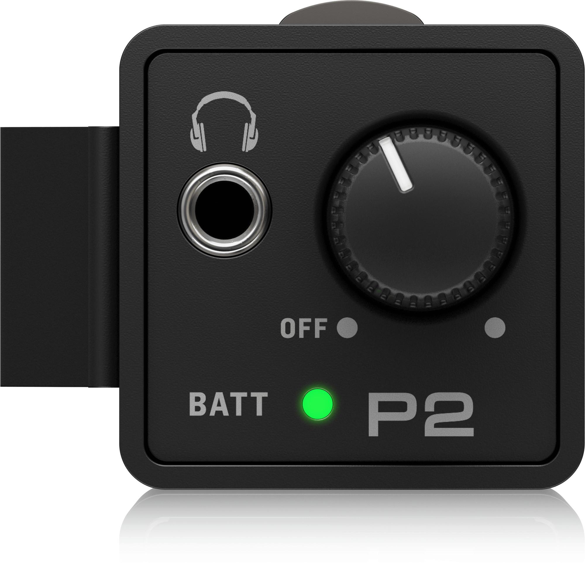 BEHRINGER P2 - Personal In-Ear Monitor Amplifier-Hàng Chính Hãng