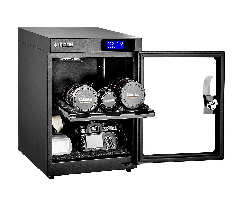 Tủ chống ẩm Andbon AD-30C (30 Lít) - Hàng Chính Hãng