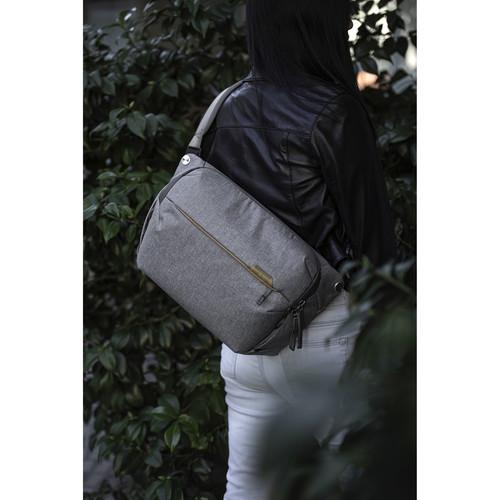 Túi đeo máy ảnh Peak Design Everyday Sling v2 10L - màu ASH - Hàng nhập khẩu