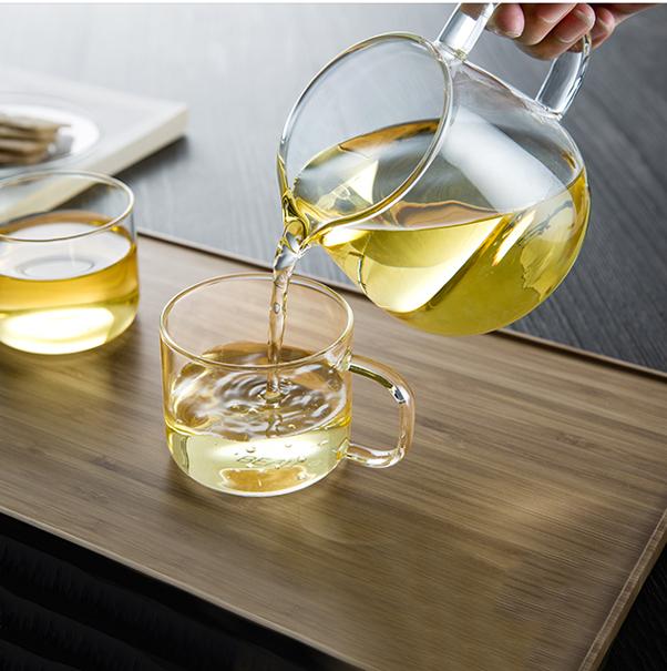 Tống trà thủy tinh Samaglas CP16 350mL