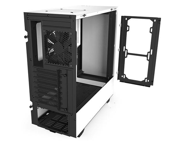 Case máy tính NZXT H510 (White) - Hàng chính hãng
