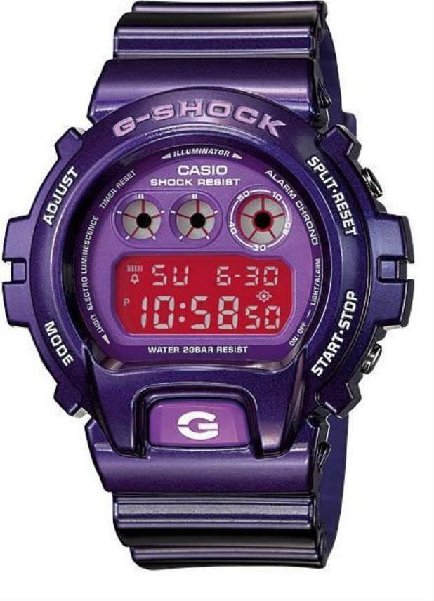 Đồng Hồ Nam Dây Nhựa Casio G-SHOCK DW-6900CC-6