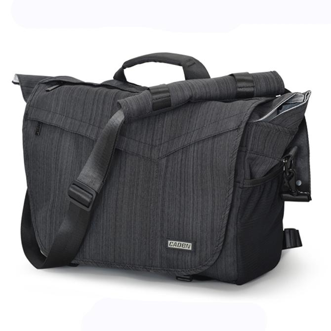 Túi máy ảnh đeo chéo Caden K11 Size XL - Hàng chính hãng