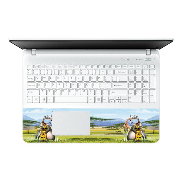 Mẫu Dán Decal Laptop Hoạt Hình Laptop LTHH-188