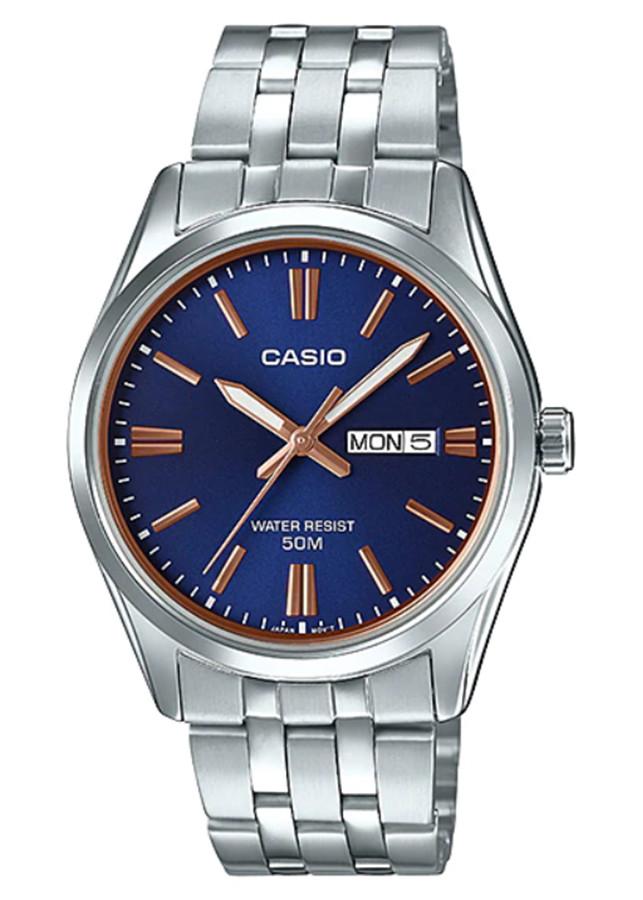 Đồng hồ nam dây kim loại Casio MTP-1335D-2A2VDF