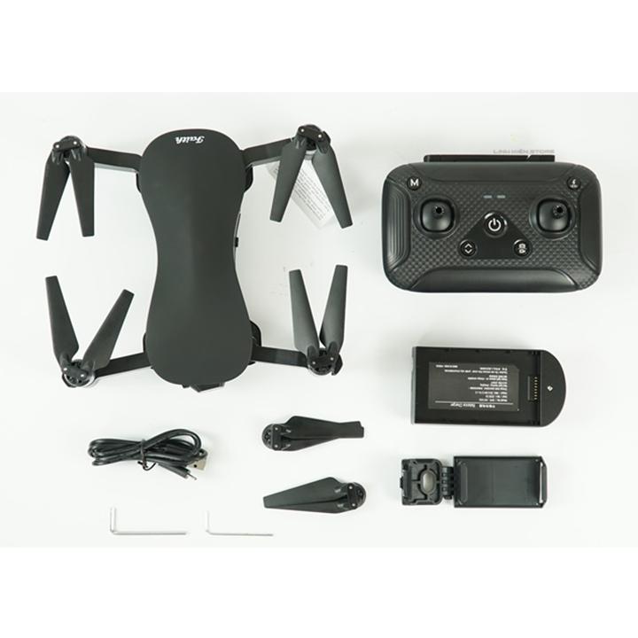 Flycam C-Fly Faith 4K gimbal 3 trục chống rung (Đen)- Hàng Chính Hãng