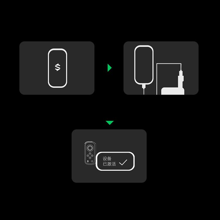 USB unlock tay cầm Black Shark HLA01