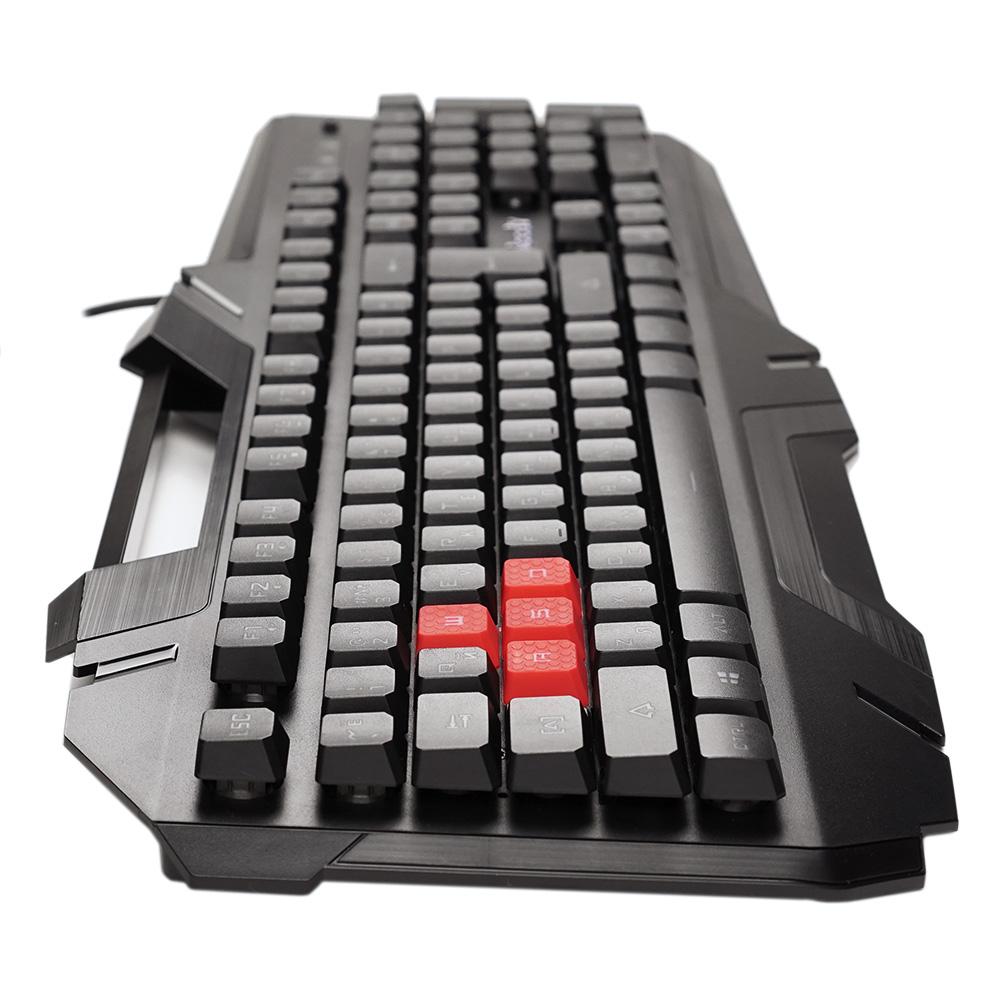 Bàn Phím Giả Cơ Gaming Có Dây A4Tech Bloody B150N ILLUMINATE Gaming - Hàng Chính Hãng