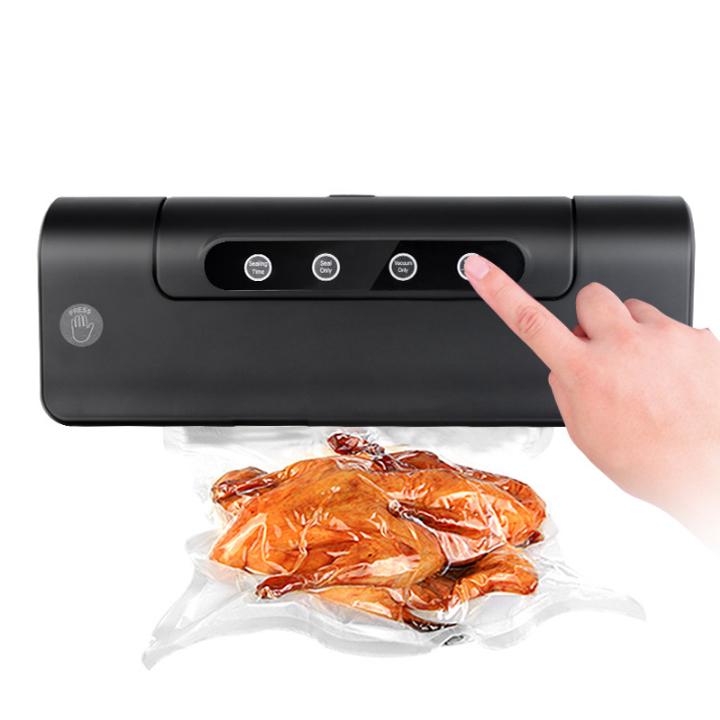 máy hút chân không thực phẩm khổ và ướt - máy hút chân không bảo vệ thực phẩm