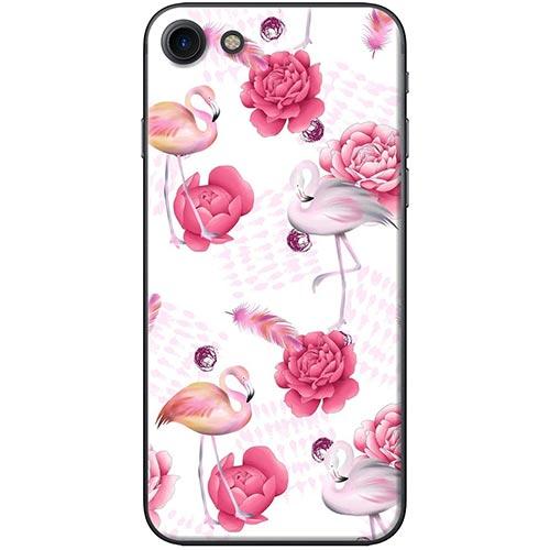 Ốp Lưng Hình Hạc Hồng Dành Cho iPhone 7  8