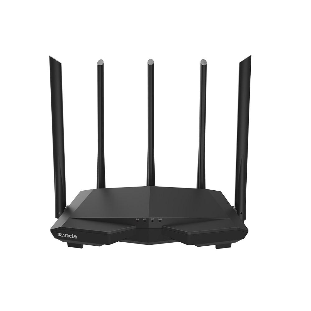 Thiết bị phát Wifi chuẩn AC 1200Mbps Tenda AC7 - Hàng Chính Hãng