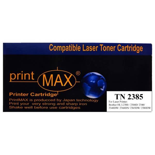 Hộp mực PrintMax dành cho máy in Brother TN 2385  - Hàng Chính Hãng
