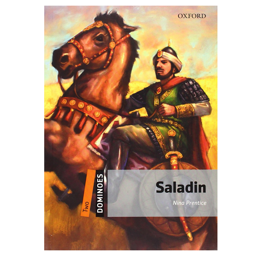 Dominoes (2 Ed.) 2: Saladin