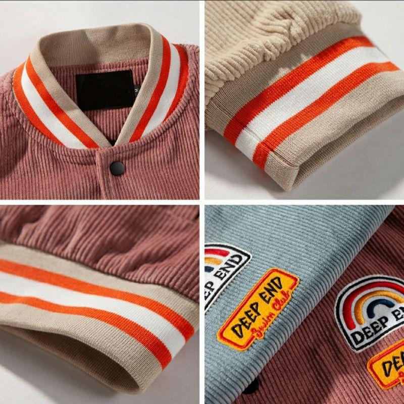 Áo khoác bomber , Áo khoác nhung nam , áo khoác nhung nữ , áo khoác bomber nhung , áo  khoác cặp đôi vải nhung logo thêu
