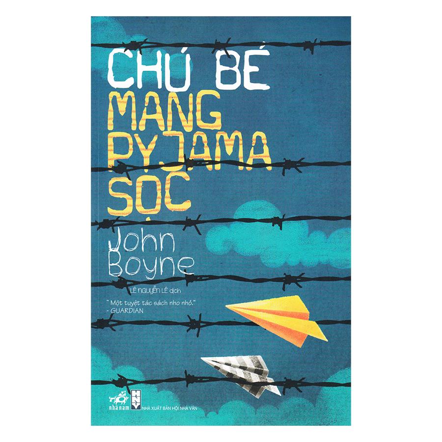 Chú Bé Mang Pyjama Sọc (Tái Bản 2018)
