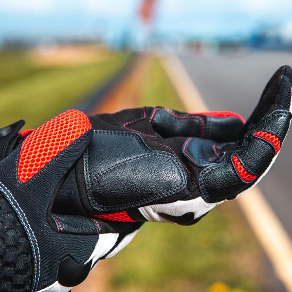 Găng tay bảo hộ đi xe moto Dainese - Găng tay da X-MOTO- Thương hiệu Ý