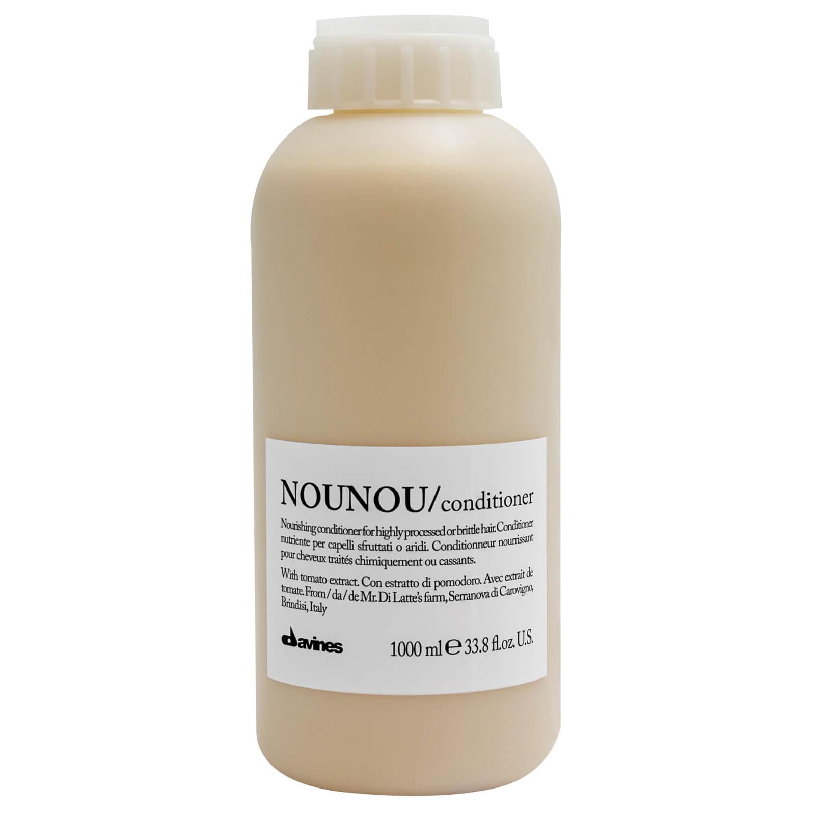 Dầu xả Davines Nounou Conditioner siêu mượt cho tóc khô hư tổn do hóa chất uốn duỗi nhuộm 1000ml - 23846144 , 9283885275447 , 62_24321612 , 1223000 , Dau-xa-Davines-Nounou-Conditioner-sieu-muot-cho-toc-kho-hu-ton-do-hoa-chat-uon-duoi-nhuom-1000ml-62_24321612 , tiki.vn , Dầu xả Davines Nounou Conditioner siêu mượt cho tóc khô hư tổn do hóa chất uốn
