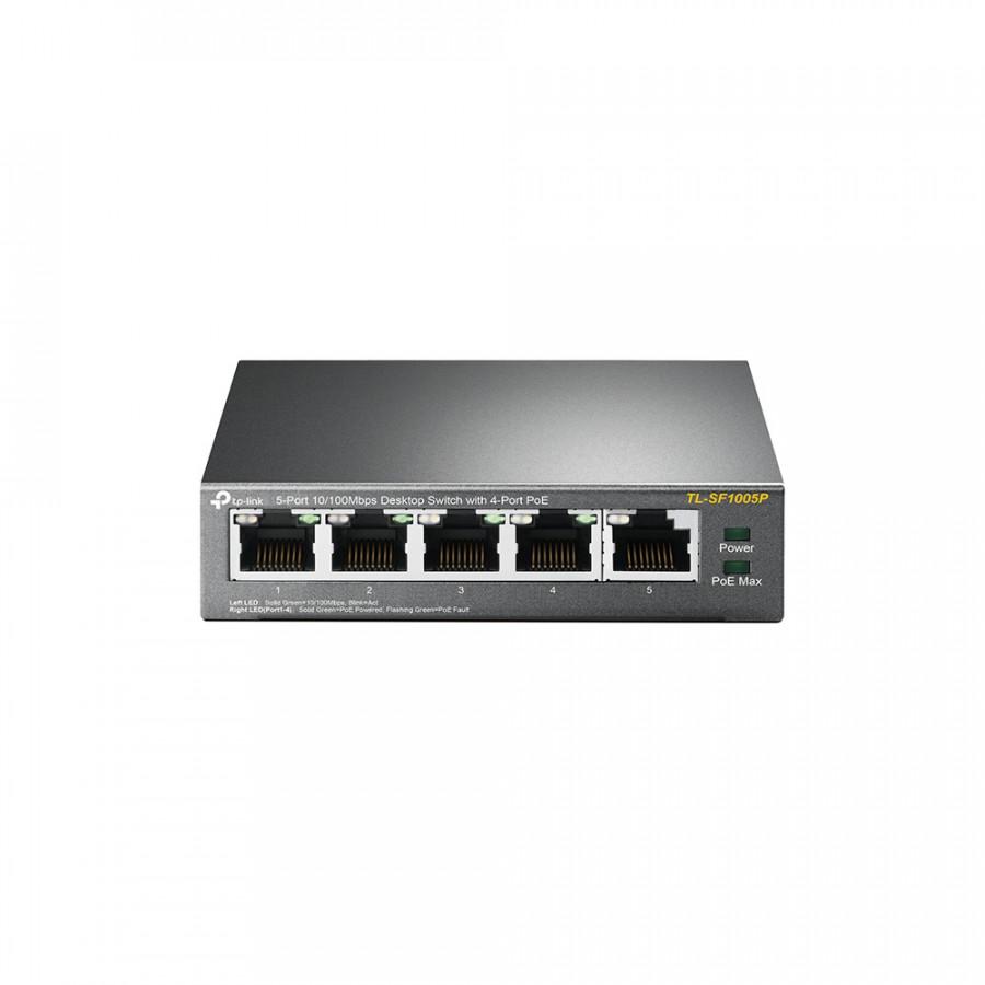 Cổng nối mạng TP-LINK TL-SF1005P Hàng chính hãng