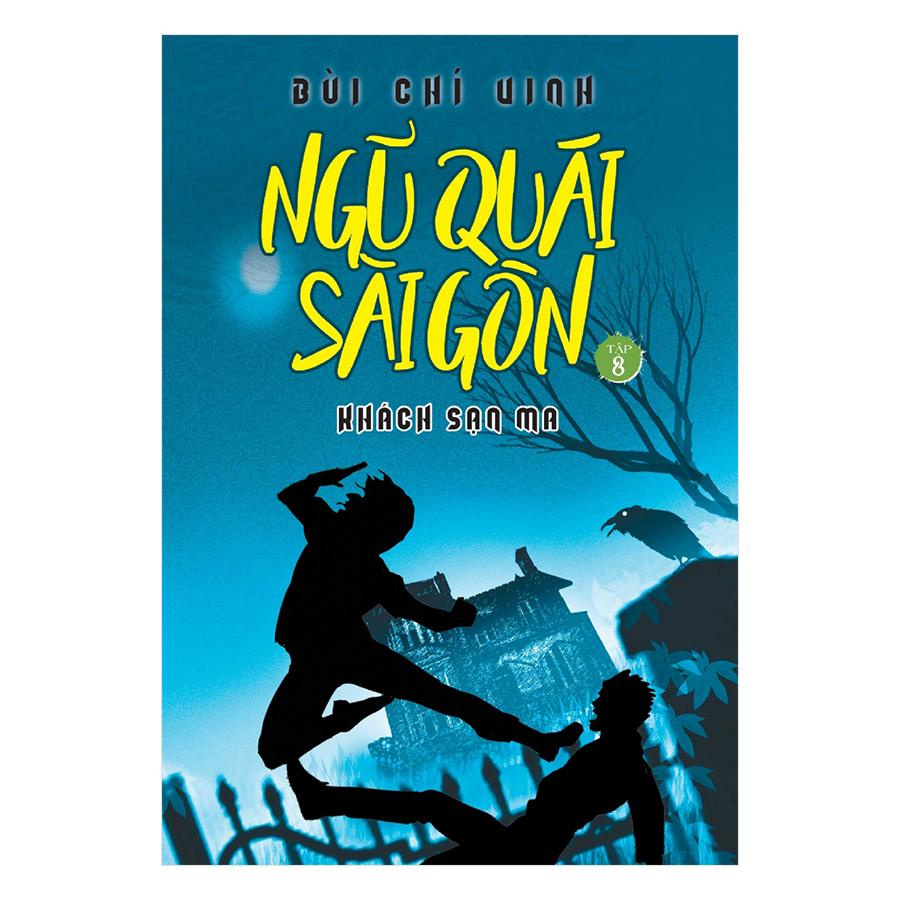 Ngũ Quái Sài Gòn (Tập 8): Khách Sạn Ma