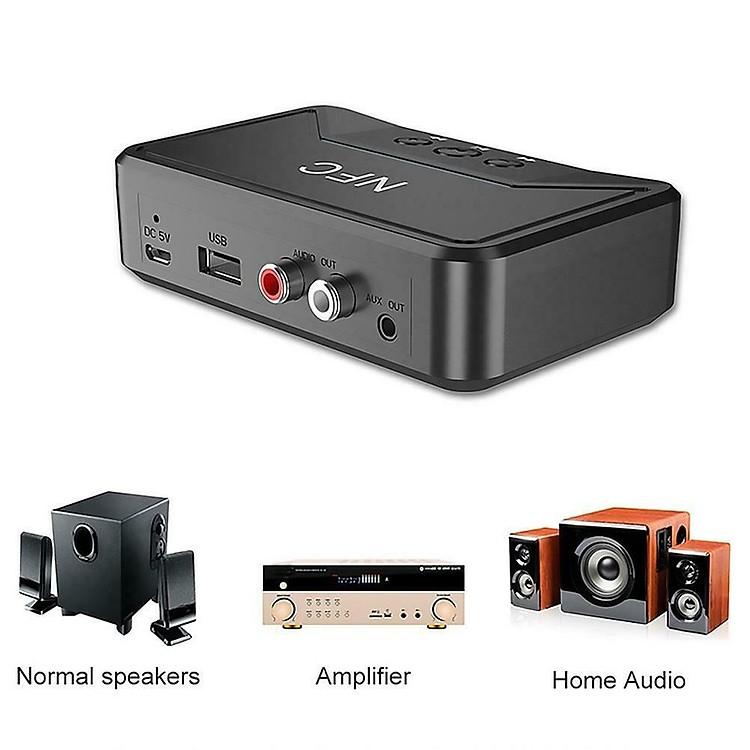 Thiết bị chuyển đổi âm thanh Bluetooth NFC Desktop WireLess Receiver