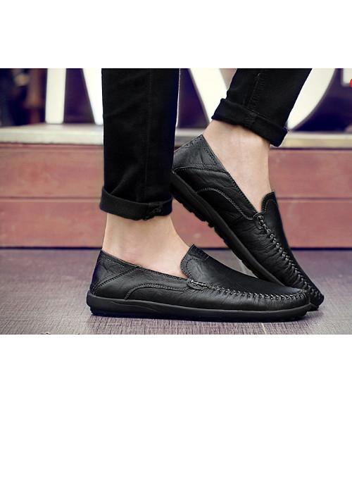 Giày lười da nam cao cấp gl25
