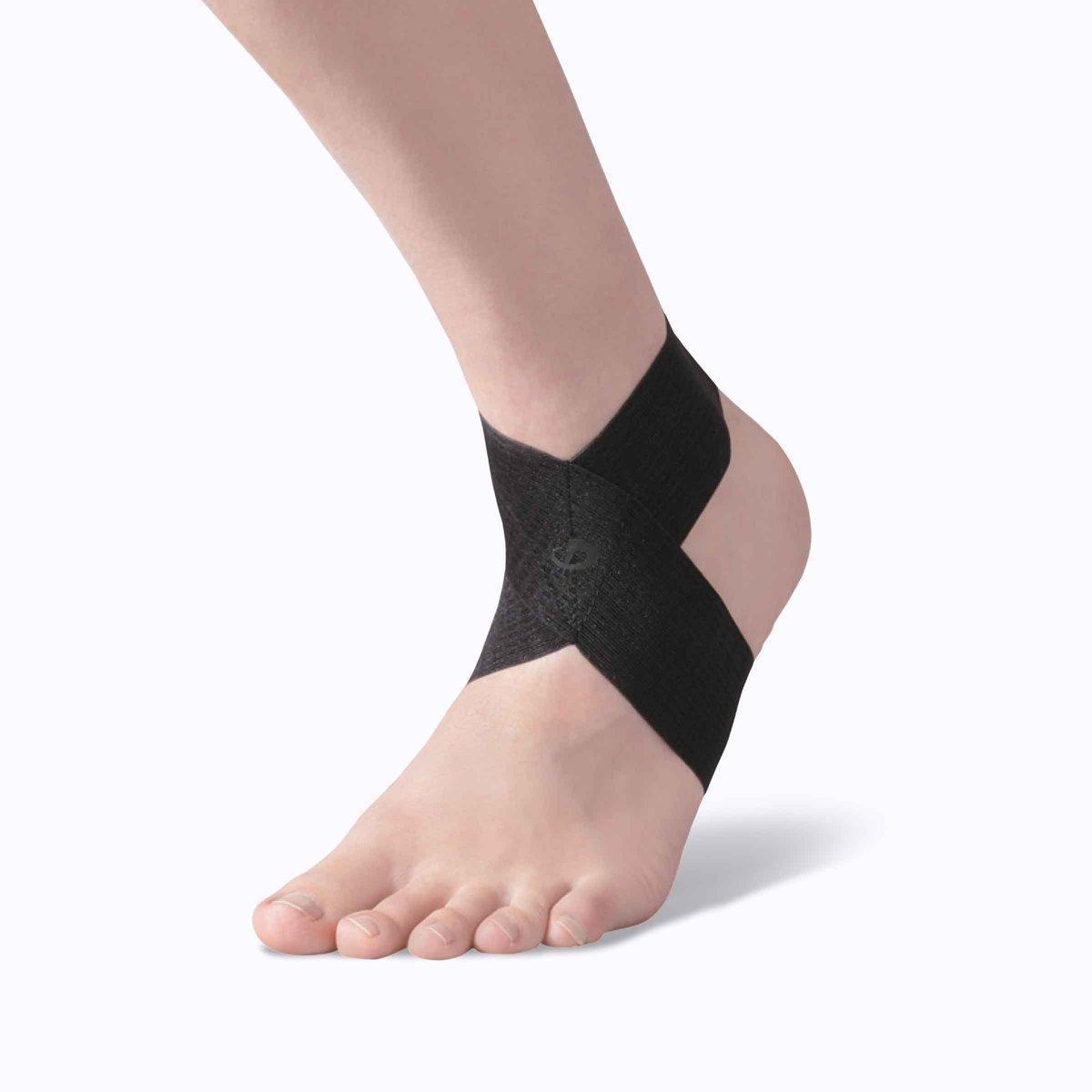 Đai Bảo Vệ Cổ Chân Phiten Supporter Ankle Soft Type ( Loại Mềm )