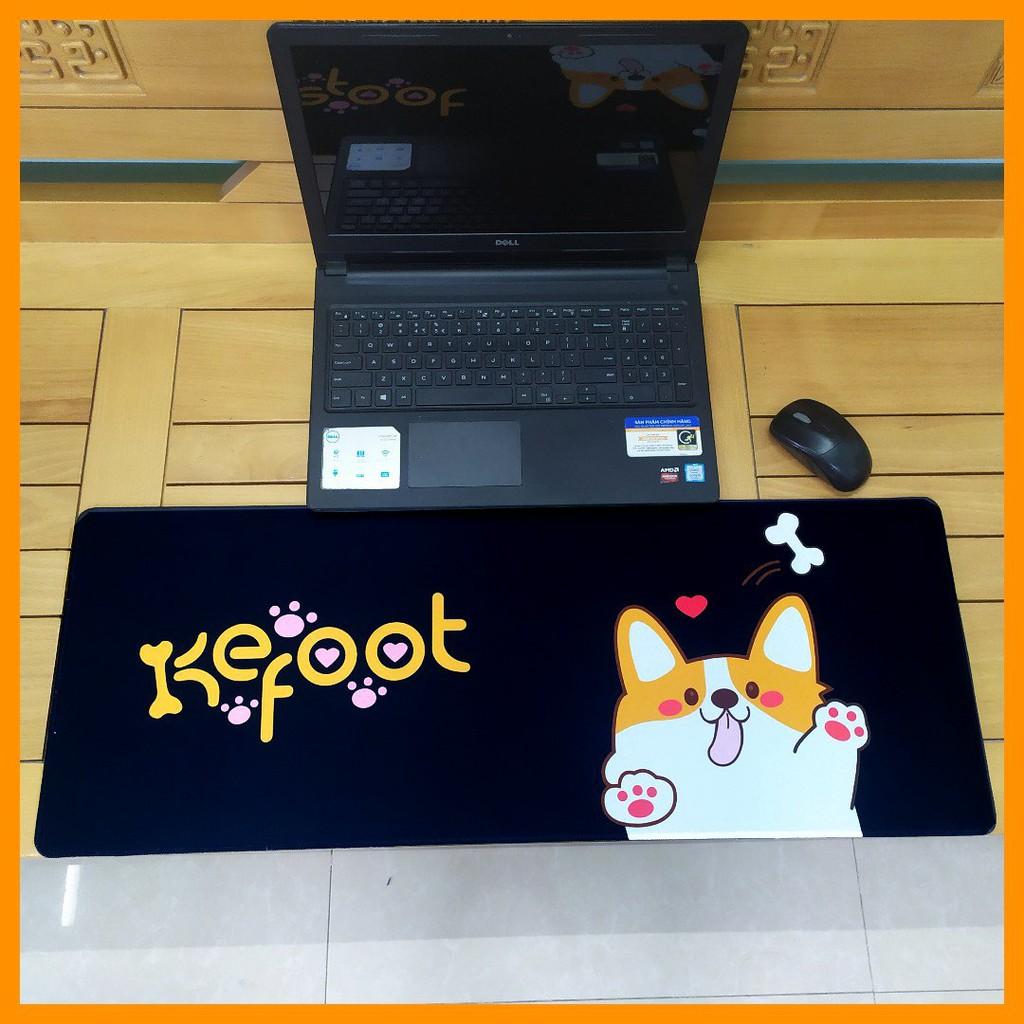 Tấm lót chuột, bàn di chuột, mouse pad game dễ thương 800x300x3