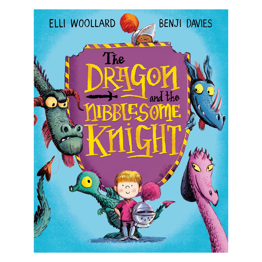 Dragon And The Nibblesome Knight, The