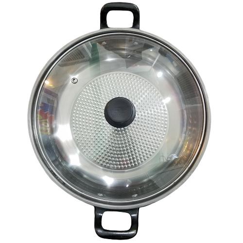 Bếp Điện Từ 1800W Apechome APH-BT85 kèm Nồi Lẩu Inox Nắp Kính 28cm-hàng chính hãng