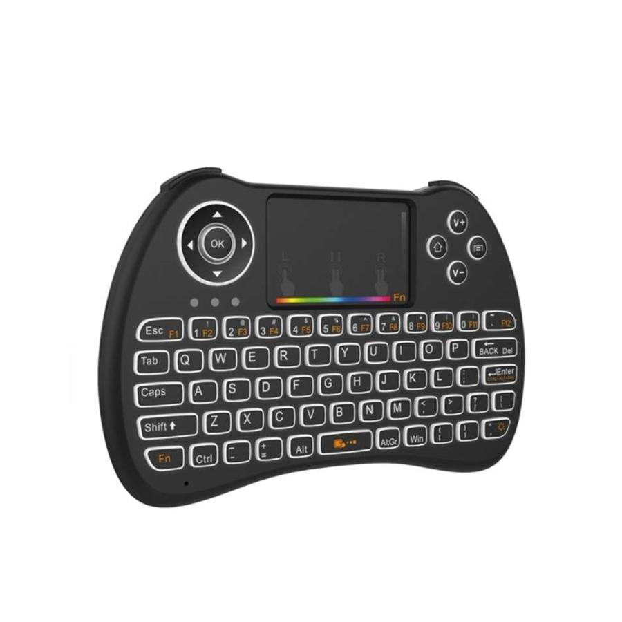 Bàn Phím Raspberry Mini 2.4G Có Đèn Nền