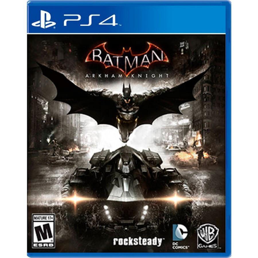 Đĩa Game PS4: BatMan Arkham Knight– Hàng Nhập Khẩu