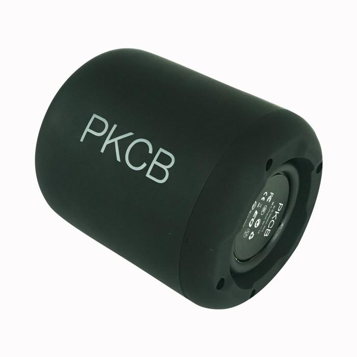 PKCB Loa bluetooth không dây  cao cấp 120 màu đen loa nghe điện thoại - Hàng Chính Hãng