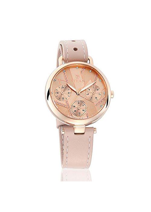 Đồng hồ đeo tay hiệu Titan 95079WL01