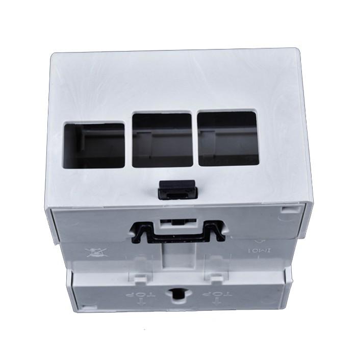 Case Nhựa Cài Thanh Din-rail Tủ Điện Cho Raspberry Pi 4