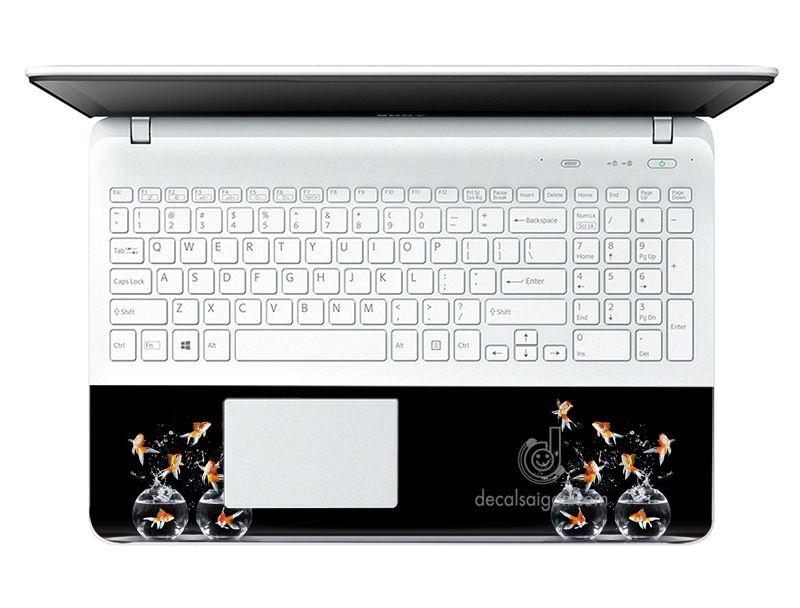 Mẫu Dán Decal Nghệ Thuật Cho Laptop LTNT-367 cỡ 13 inch