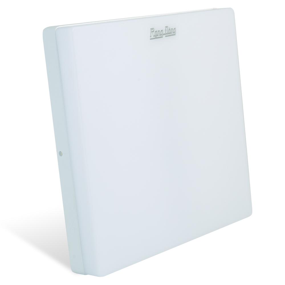 Đèn LED ốp trần cảm biến chuyển động có tích hợp cảm biến ánh sáng Rạng Đông Model: LN12.RAD 220x220/18w HL