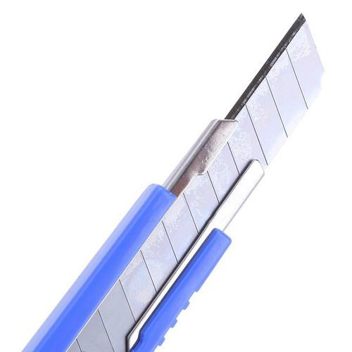 Dao rọc giấy SDI 0404 - Combo 3 cái - Màu ngẫu nhiên