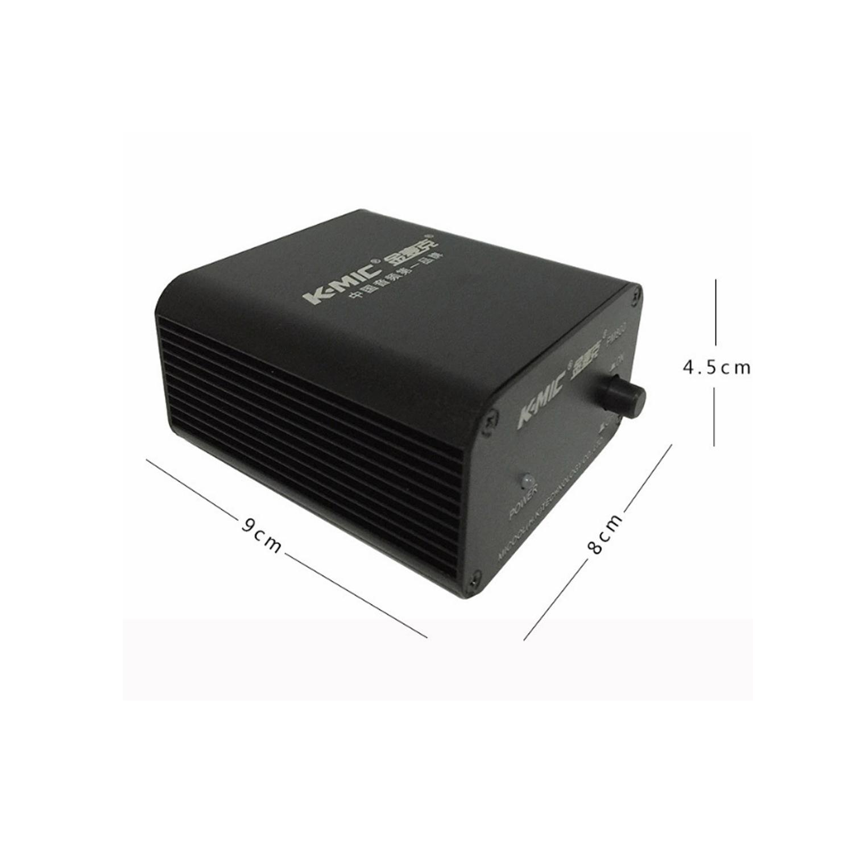 Nguồn phantom 48V cho Microphone K-Mic PM800 D00-165 Hàng Nhập khẩu