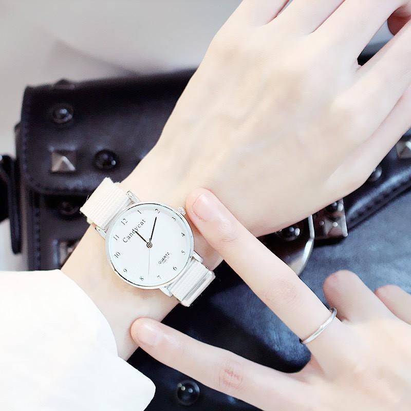 Đồng hồ nam nữ Candycat thời trang thông minh giá rẻ DH42