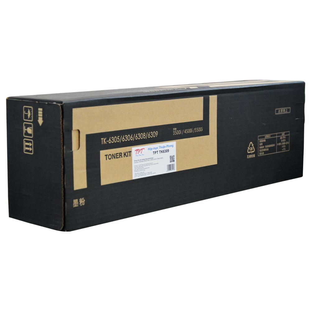 Hộp mực Thuận Phong TK-6309 dùng cho máy photocopy Kyocera TASKalfa 3500i/ 3501i/ 4500i/ 4501i/ 5500i/ 5501i - Hàng Chính Hãng