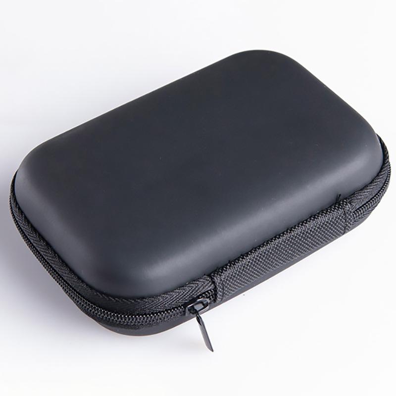 Hộp đựng phụ kiện công nghệ SmileBox form cứng đựng ổ cứng, pin sạc, tai nghe, bộ sạc điện thoại nhiều size - Hàng chính hãng