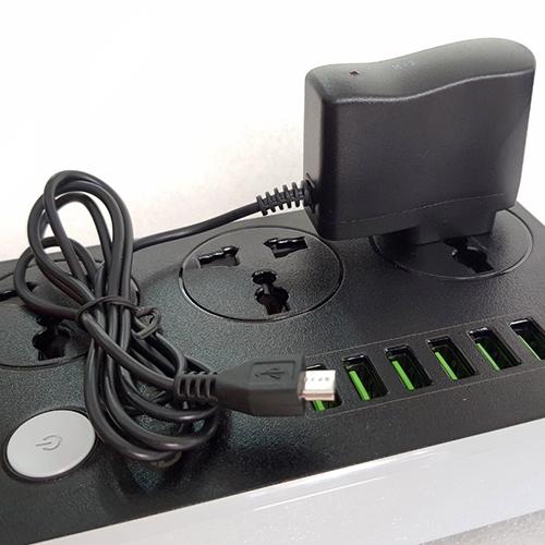 CỐC SẠC LIỀN DÂY MICRO USB 5V - 500MAH - HÀNG NHẬP KHẨU