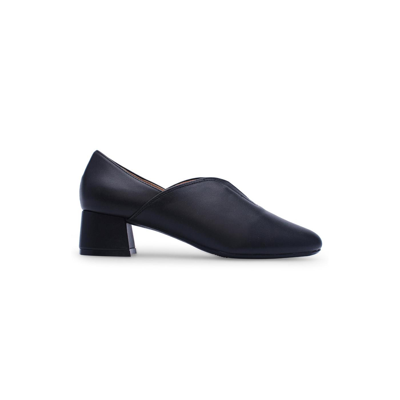 Giày boot nữ gót vuông dễ phối thời trang thương hiệu PABNO-PN607