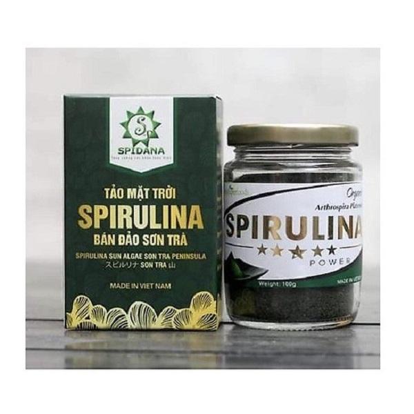 Tảo Spirulina -100 gr